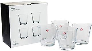 iittala 玻璃杯 透明 0.21L 盒装 64-1192-365208-7 4个装