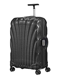 Samsonite 新秀丽 中性 SAM18 Lite-Locked 01V SPINNER 托运箱 76461-1041 黑色 25寸