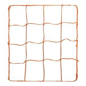 Champion Sports 官方尺寸足球网,6 毫米,橙色