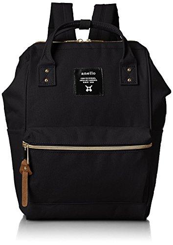 ANELLO日本潮ブランド大容量ナイロン防水バックパック男性と女性のレジャー旅行バッグ学生ショルダーバッグバッグハンドバッグサイズ12色