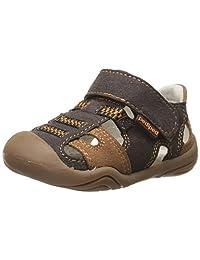 pediped中性-儿童  Brice Grip-N-Go 凉鞋  — 儿童  搭扣