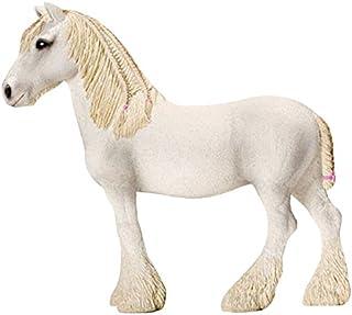 Schleich Shire Mare 玩具模型