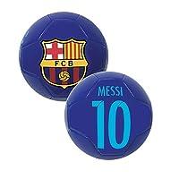 UniFan 巴塞罗那梅西足球 5 号,*莱昂内尔·梅西签名球,巴塞罗那足球