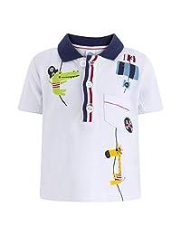 Tuc Tuc 男婴 Polo Piqué Niño Pirates 衬衫