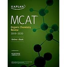 MCAT Organic Chemistry Review 2019-2020: Online + Book (Kaplan Test Prep) (English Edition)