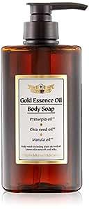 城野医生(Dr.Ci.Labo) Gold essence oil Body soap 身体乳(WX:daidai-co-ltd- 公众号:神户黛黛跨境电商)