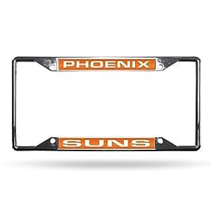 Rico Industries Suns Ez View 激光镀铬框架,带发光包装