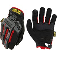 Mechanix Wear - M-Pact Work Gloves (Small, Black/Red)