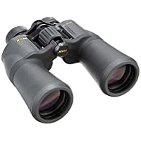 Nikon 尼康 Aculon A211 7x50双筒望远镜(7倍数 50 mm 前镜头直径50毫米)黑色