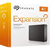 Seagate 希捷 Expansion Desktop 4TB 外置硬盘 8.89 cm (3.5寸) USB 3.0, PC, Xbox, PS4