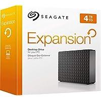 Seagate 希捷 Expansion Desktop 4TB 外置硬盤 8.89 cm (3.5寸) USB 3.0, PC, Xbox, PS4