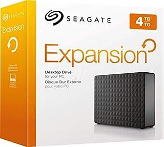 Seagate 希捷 Expansion Desktop 4TB 外置硬盘 8.89 cm (3.5寸) USB 3.0, PC, Xbox, PS4