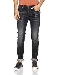 G-star Raw 3301 SLIM JEANS 男式 紧身低腰牛仔裤 51001.6736.424