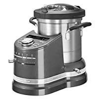 KitchenAid 凯膳怡 Artisan 5KCF0103BMS/1 烹饪处理器,徽章银色