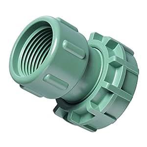 2.5cm 内螺纹旋转适配器–ORBIT 阀歧管 parts ,水歧管–57193 绿色