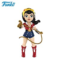 FUNKO Rock Candy: DC Bombshells - Wonder WomanDC性感美女系列:神奇女侠 公仔