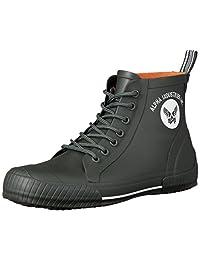 [ 阿尔法工业 ] 雨鞋 メンズミリタリーレインシューズ AF - R6000