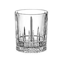 spiegelau 诗杯客乐 完美品鉴系列 星光雕刻大古典杯鸡尾酒杯威士忌杯368ml 4508016(亚马逊自营商品, 由供应商配送)