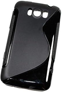 So'axess TPUHTTITAN-31 HTC Titan 硅胶手机壳 - 黑色