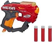 NERF 热火 Mega Talon软弹枪 包括3个官方Accustrike Mega飞镖-适用于儿童,青少年和成人