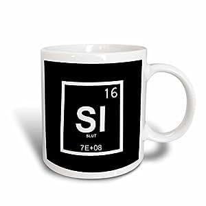 mug_32842_2 Mark Andrews ZeGear Cool - Slut Element Black - Mugs - 15oz Mug
