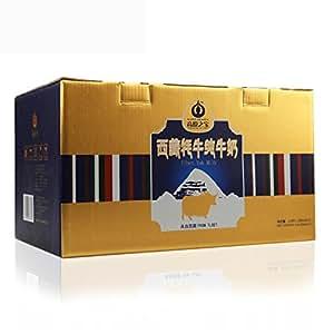 高原之宝西藏牦牛奶 200ml x12盒( 全脂纯牛奶 各阶段人群适用)