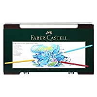 Faber-Castell 辉柏嘉 117513 水彩铅笔 Albrecht Dürer 木盒装 120 色