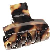 FRANCE LUXE 美国品牌 经典圆弧齿抓夹 10027-02-00