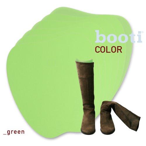 Booti 靴子塑身 - 绿色,4 双靴子