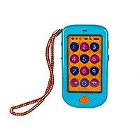 B.Toys 触摸屏感统电话 早教玩具 感官训练 18个月+