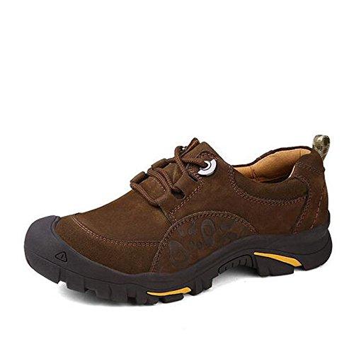 德克森秋季户外登山鞋 男鞋休闲特大码鞋45 46 47 48 49 男皮鞋子男鞋子男休闲鞋男单鞋男士鞋