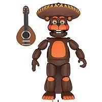 Funko 《玩具熊的五夜晚》Pizza 模擬器 - El Chip 可收藏公仔,多色
