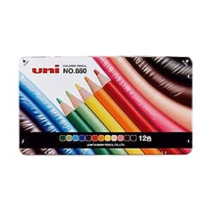 色鉛筆880 12色セット 12色セット