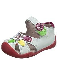 Pediped 派迪派 Grip 'N' Go系列 婴童 学步鞋 Daisy White Multi GG1332