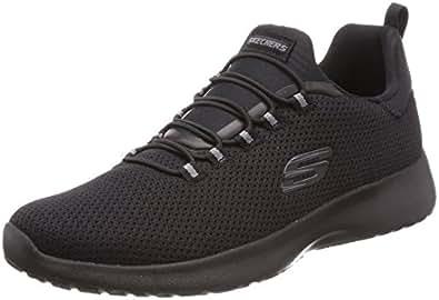 [ Skechers ] 轻便运动鞋 dynamight 58360 ブラック_BBK 25.0 cm