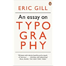 An Essay on Typography (Penguin Modern Classics) (English Edition)