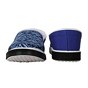 Earton Men's Blue EVA Loafers & Mocassins