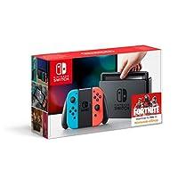 任天堂 Nintendo Switch-霓虹红/霓虹蓝