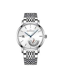 Christopher Bailey 英国品牌 自动机械男士手表 时尚经典商务多功能 C18051B