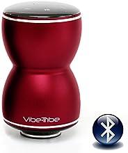 Vibe-Tribe 雷神红色:20 瓦蓝牙*振动扬声器,免提,MP3 阅读器