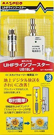 Masper 地上数字播放用UHF线速放大器 UB18L-P