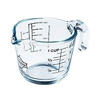 Arcuisine - 量量杯,透明 透明 0,25 l 4937258