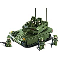Sluban Tank Army Building Kit (344 件)