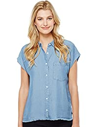 Joe's Jeans 女式短款亚历山大衬衫