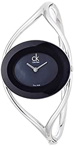 Calvin Klein 卡尔文克莱恩 美国品牌 瑞士制造 石英女士手表 K1A2361F (亚马逊进口直采)
