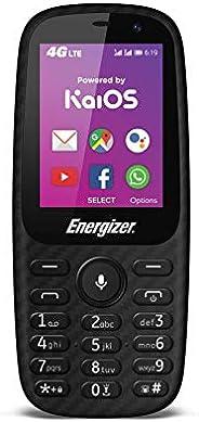 HARDCASE E241S - 4G móvil desbloqueado - Desarrollado por KaiOS - Enchufe de la UE (Pantalla: 2.40 pulgadas -