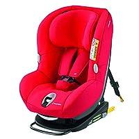 Maxi-Cosi 迈可适 MiloFix 米洛斯 - Reboarder 儿童汽车*座椅,适用阶段 0+ /1(0-18 kg),儿童汽车座椅配带 Isofix 接口 Vivid Red