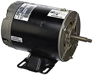 Pentair 62003-2034 1/2 HP 115 伏单速电机包装替换装 Sta-Rite ABG 系列游泳池泵