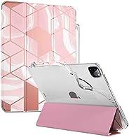 Popshine Marble Lite 系列適用于蘋果 iPad Pro 11 2020 和 2018MarbleLite-iPadPro11-2020-Pink