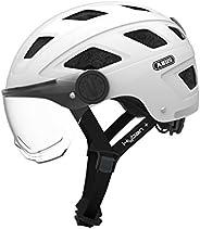 ABUS hyban + 自行車頭盔